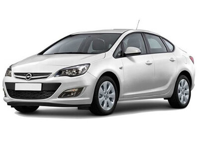 Rent a car Beograd bez depozita | Opel Astra  J sedan