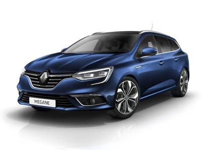 Rent a car Beograd bez depozita | Renault Megane Automatic Station Wagon