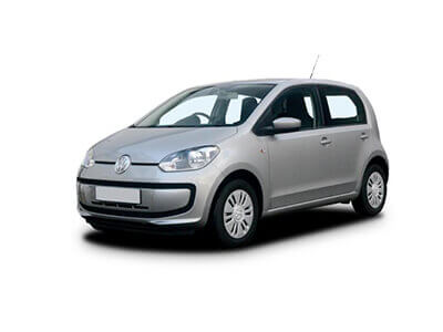 Rent a car Beograd bez depozita | VW UP!