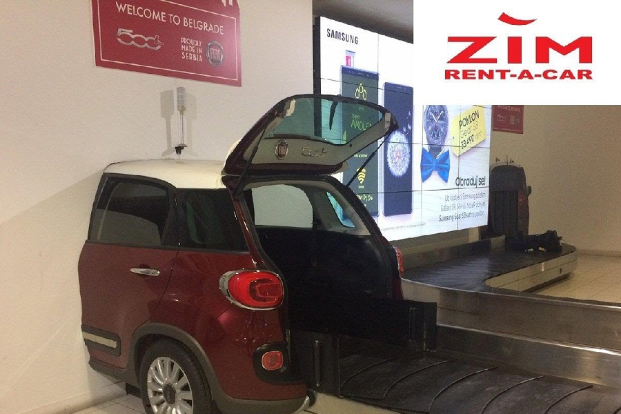 Car rental Beograde airport